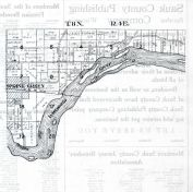 Township 8. N., Range 4 E. - Spring Green, Sauk County 1921
